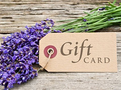 Specials & Gift Certificates
